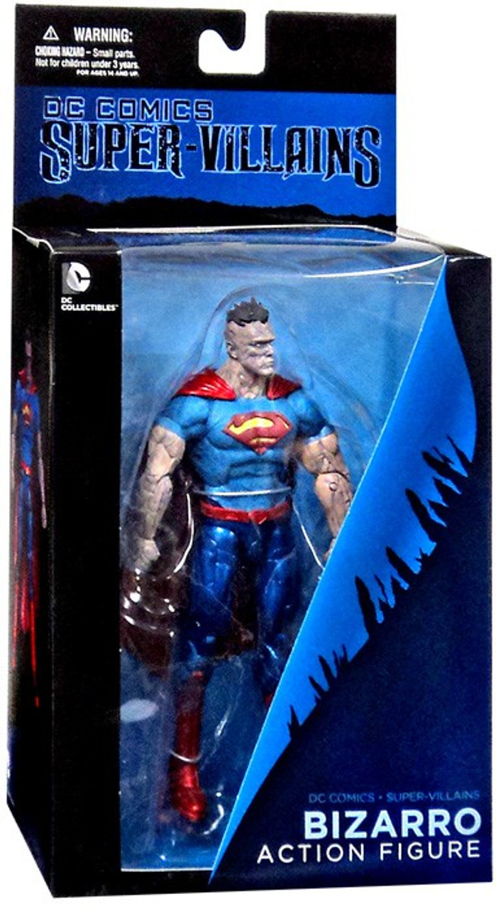 DC Super Villains Bizarro Action Figure
