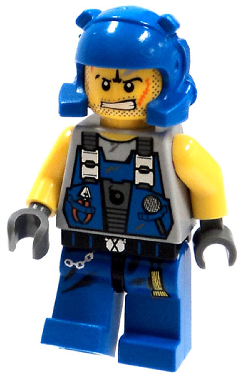 LEGO Power Miners Loose Power Miner Minifigure [Loose]