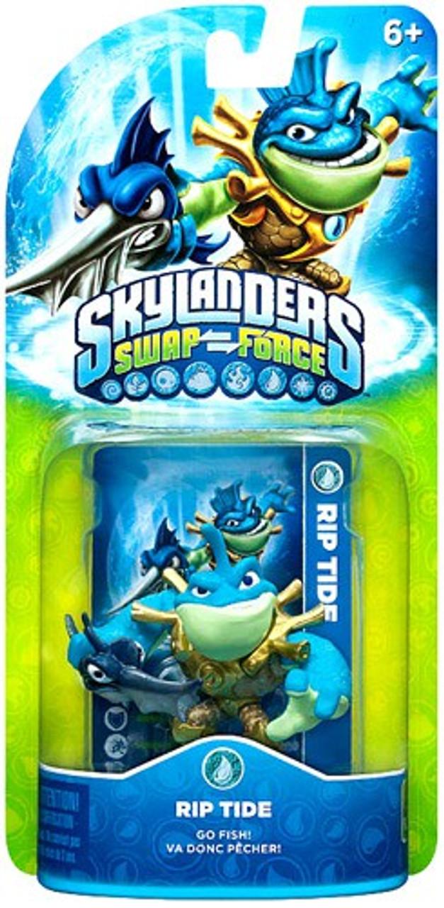 Skylanders Swap Force Rip Tide Figure Pack