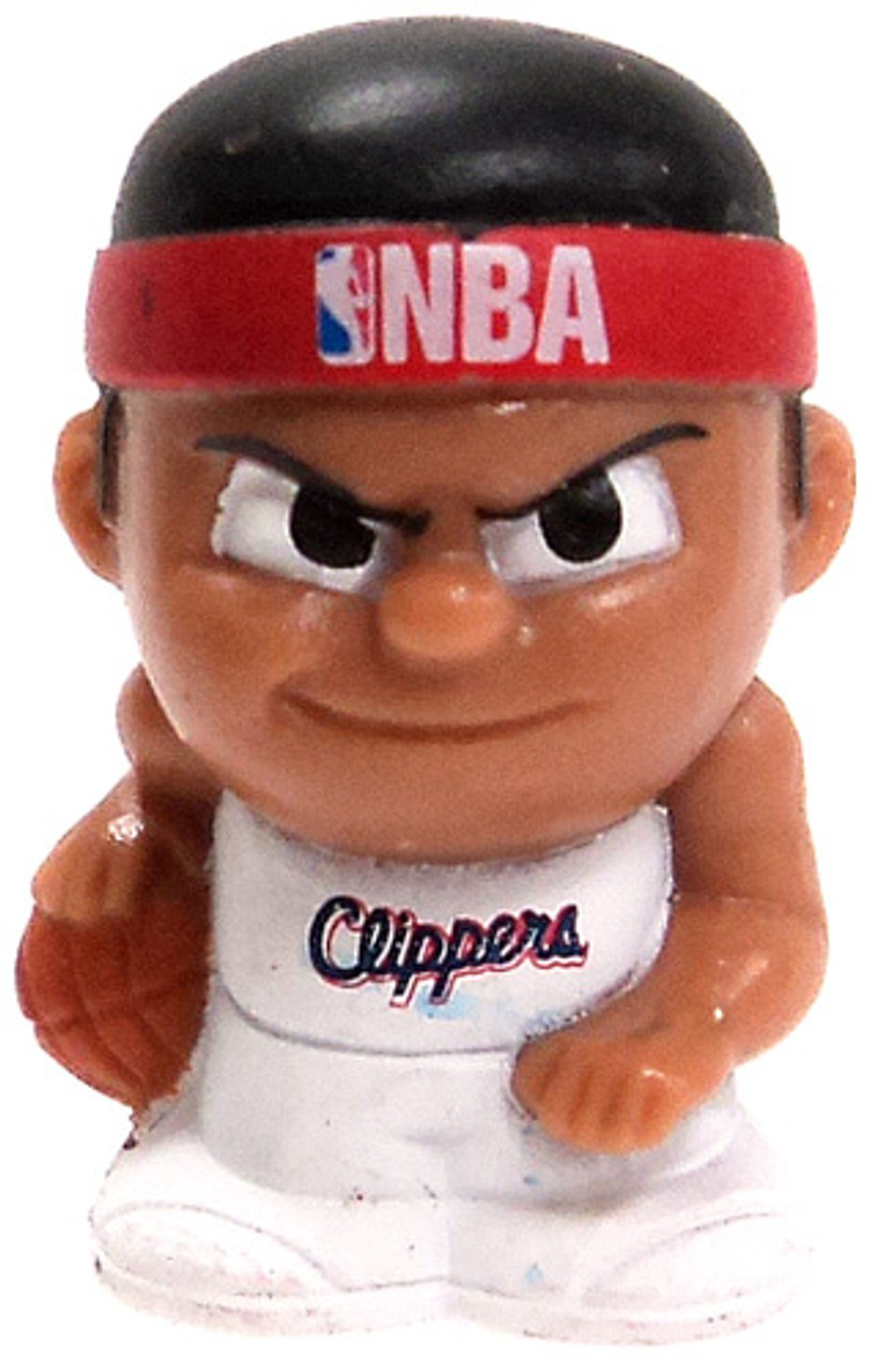 NBA TeenyMates Series 1 Dribblers Los Angeles Clippers Minifigure