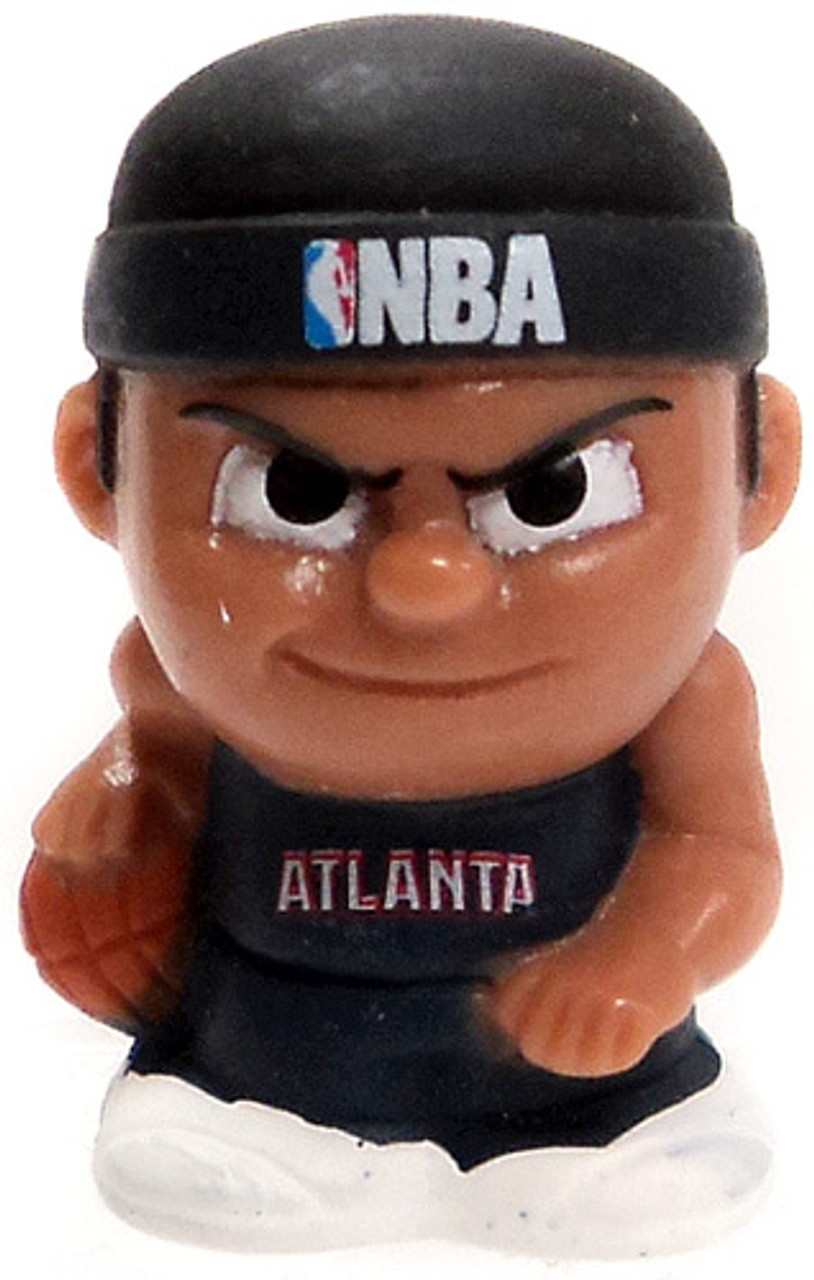NBA TeenyMates Series 1 Dribblers Atlanta Hawks Minifigure