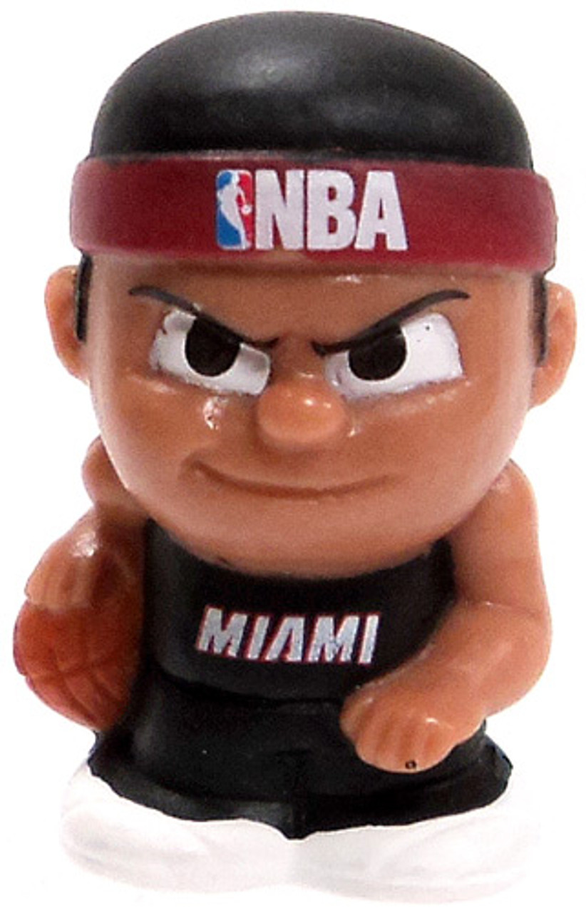 NBA TeenyMates Series 1 Dribblers Miami Heat Minifigure