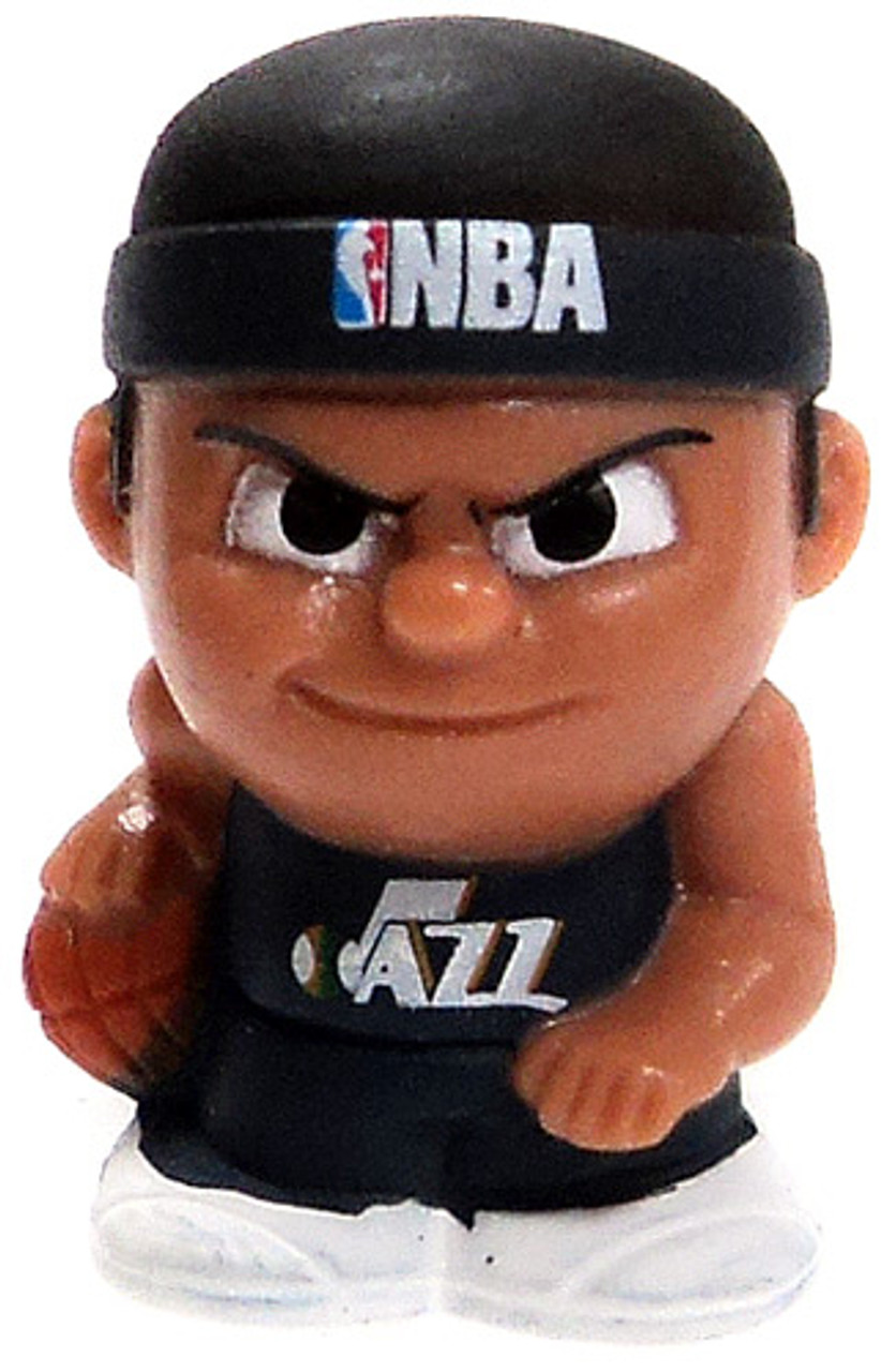 NBA TeenyMates Series 1 Dribblers Utah Jazz Minifigure