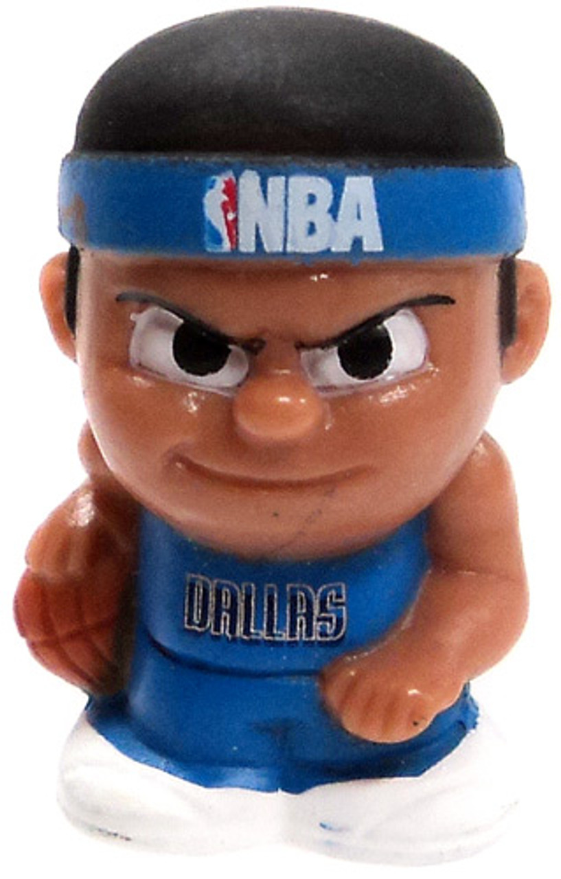 NBA TeenyMates Series 1 Dribblers Dallas Mavericks Minifigure