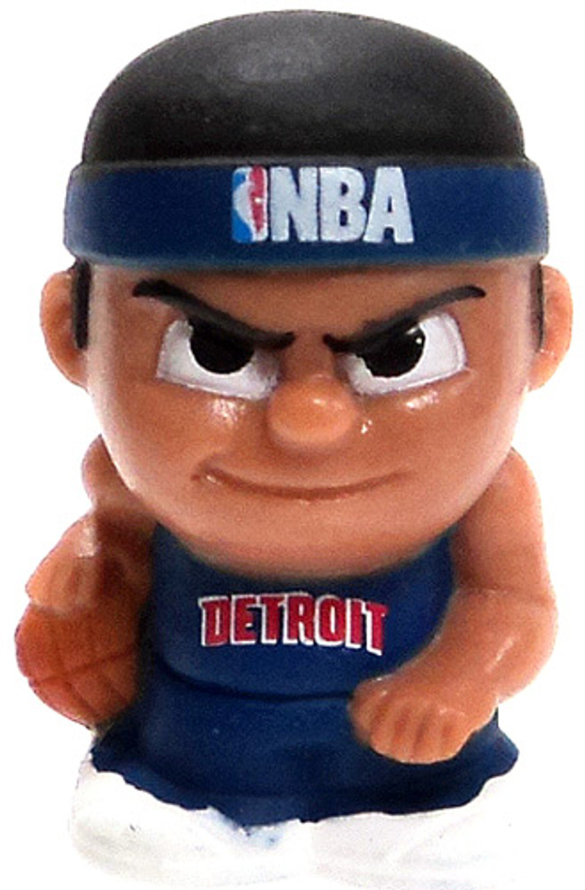 NBA TeenyMates Series 1 Dribblers Detroit Pistons Minifigure