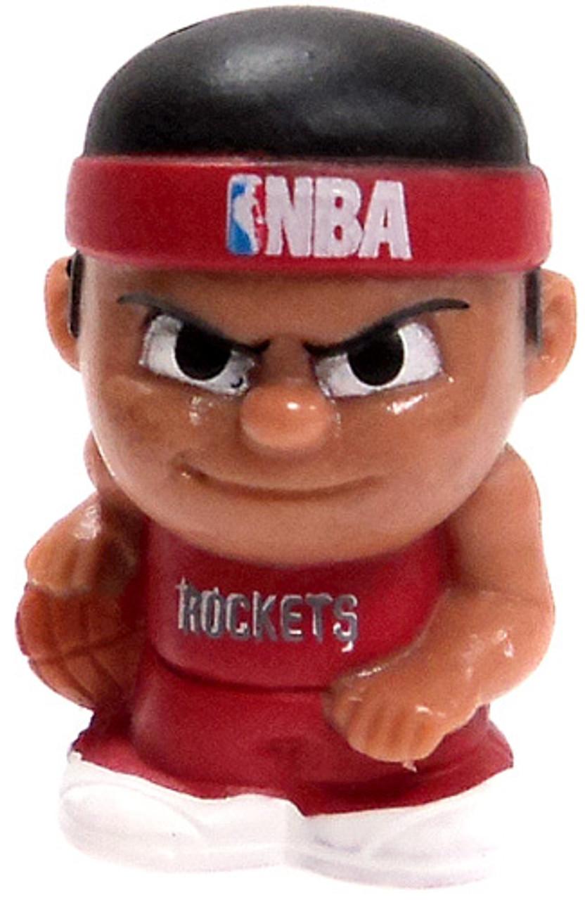 NBA TeenyMates Series 1 Dribblers Houston Rockets Minifigure