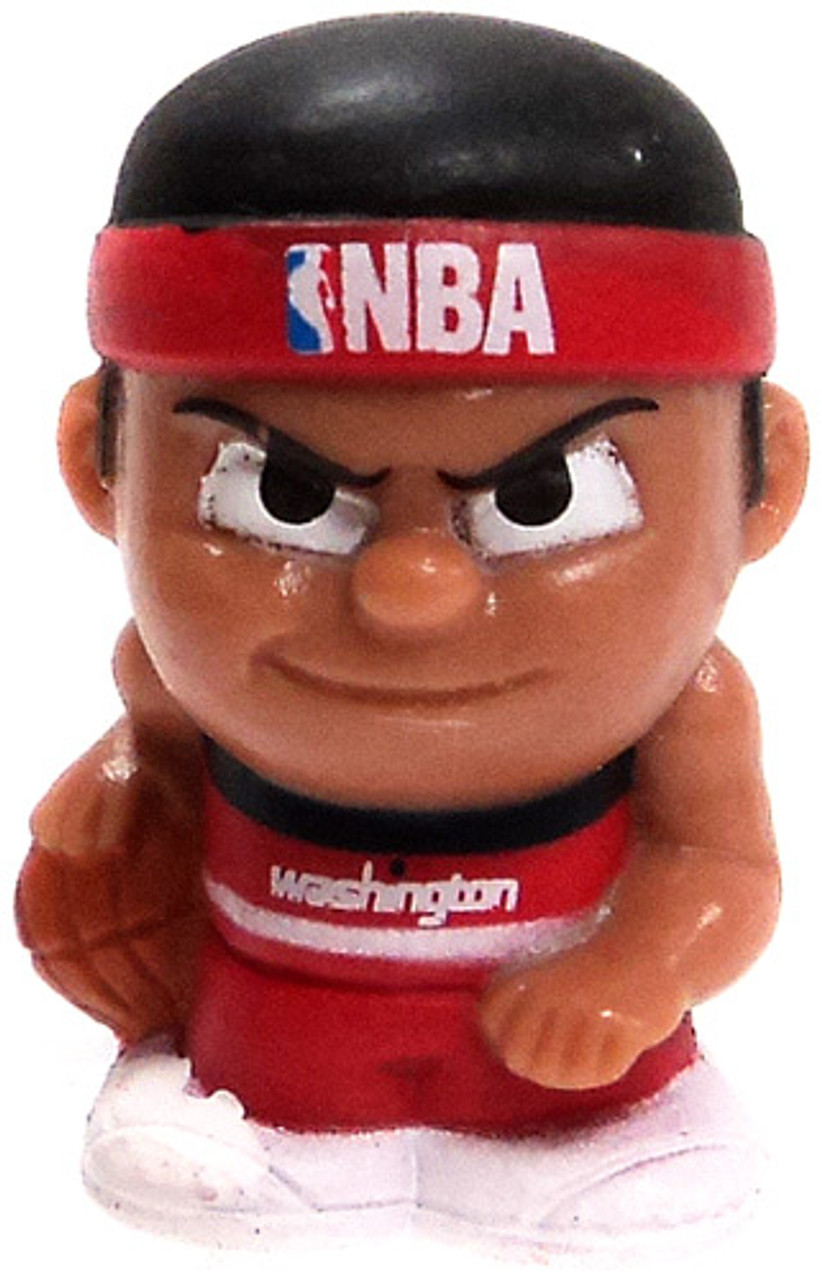 NBA TeenyMates Series 1 Dribblers Washington Wizards Minifigure