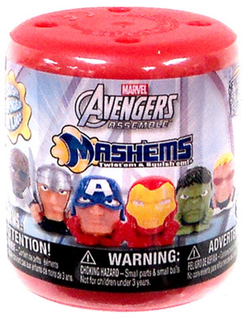 Marvel Avengers Assemble Mash'Ems Mystery Pack