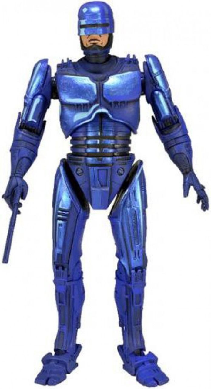 NECA Robocop Action Figure [1989 Video Game]