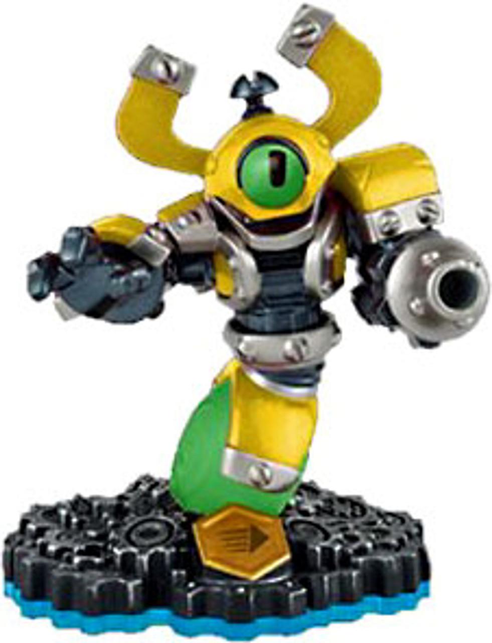 Skylanders Swap Force Loose Magna Charge Figure [Nitro Loose]