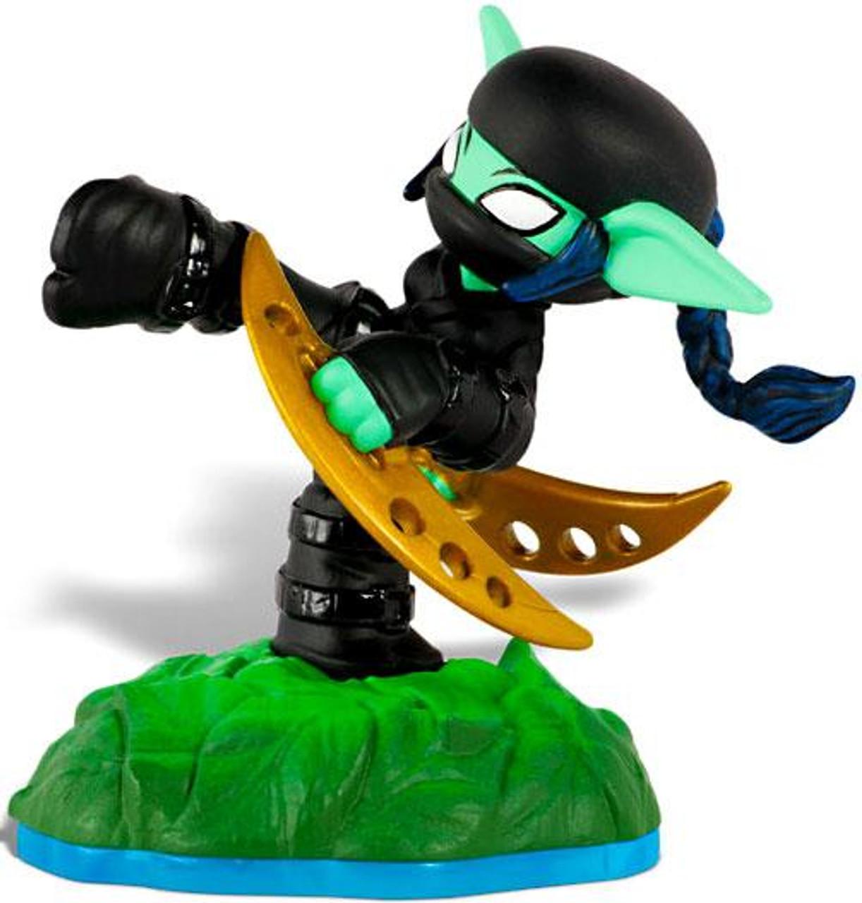 Skylanders Swap Force Loose Stealth Elf Figure [Ninja Loose]