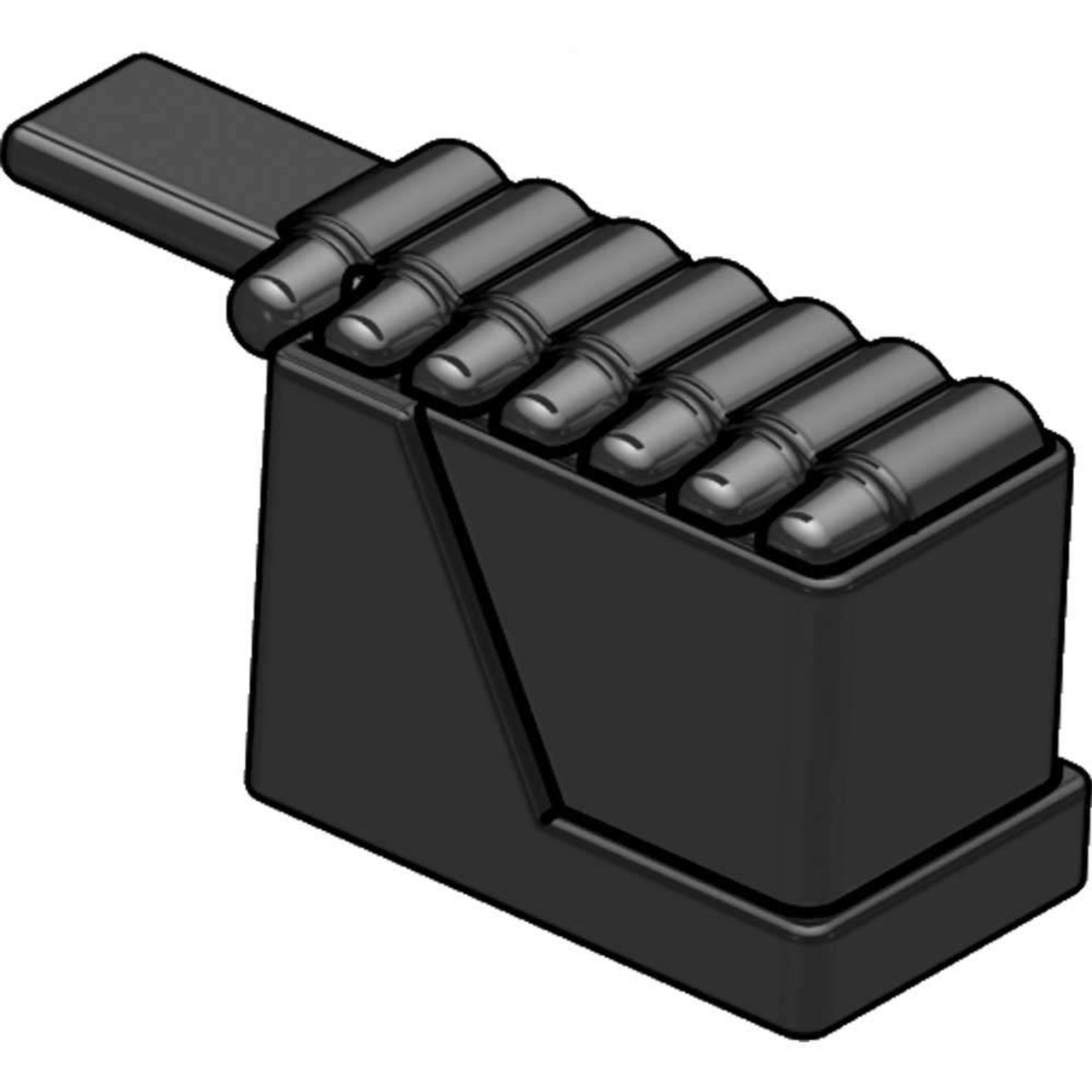 BrickArms Weapons Heavy Ammo Can 2.5-Inch [Black]