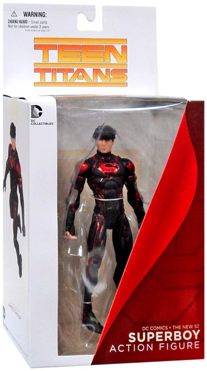 DC Teen Titans The New 52 Superboy Action Figure