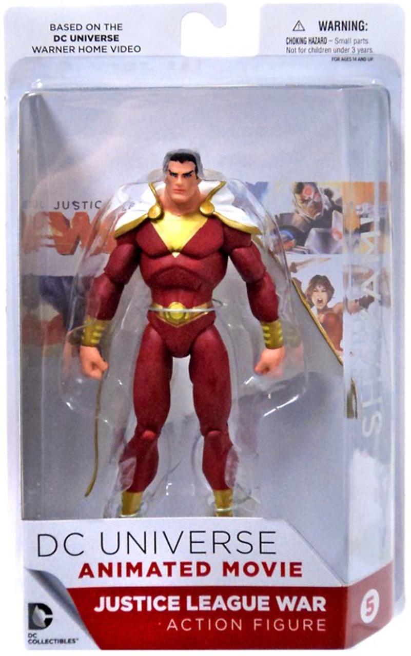 DC Justice League War Shazam Action Figure