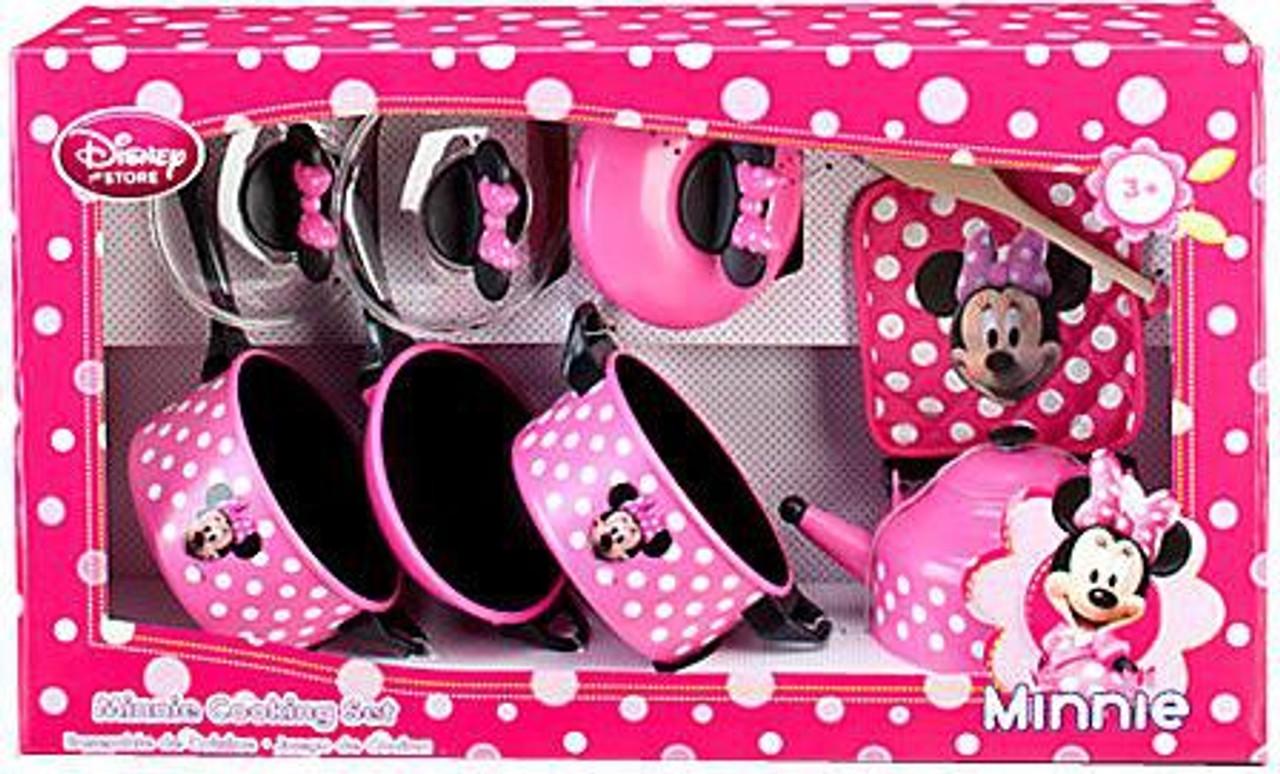 Disney Minnie Mouse 2013 Version Exclusive Cooking Set [Set #1]