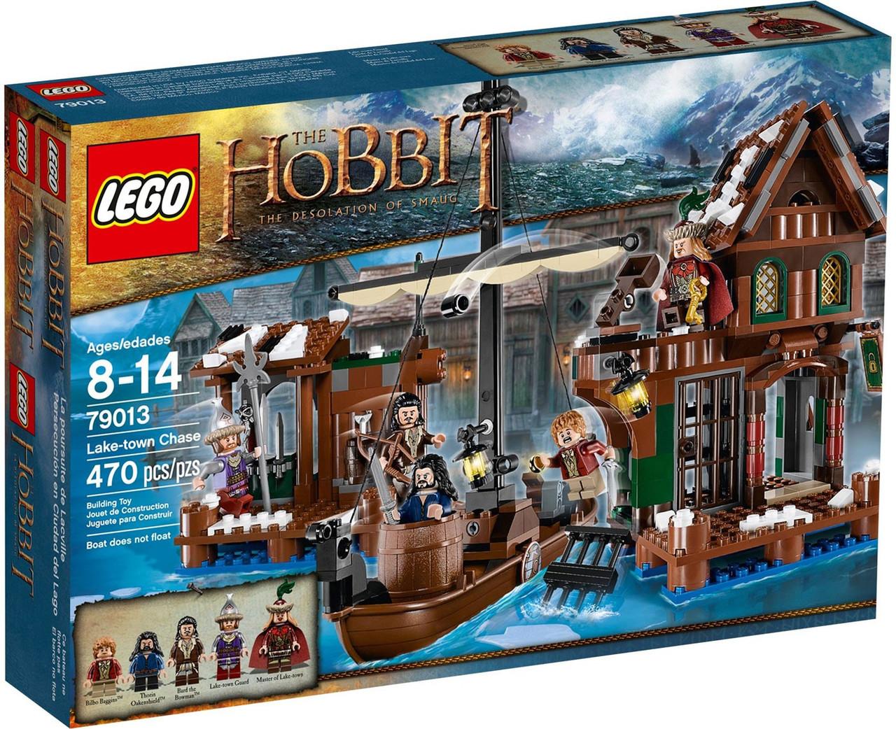 LEGO The Hobbit Laketown Chase Set #79013