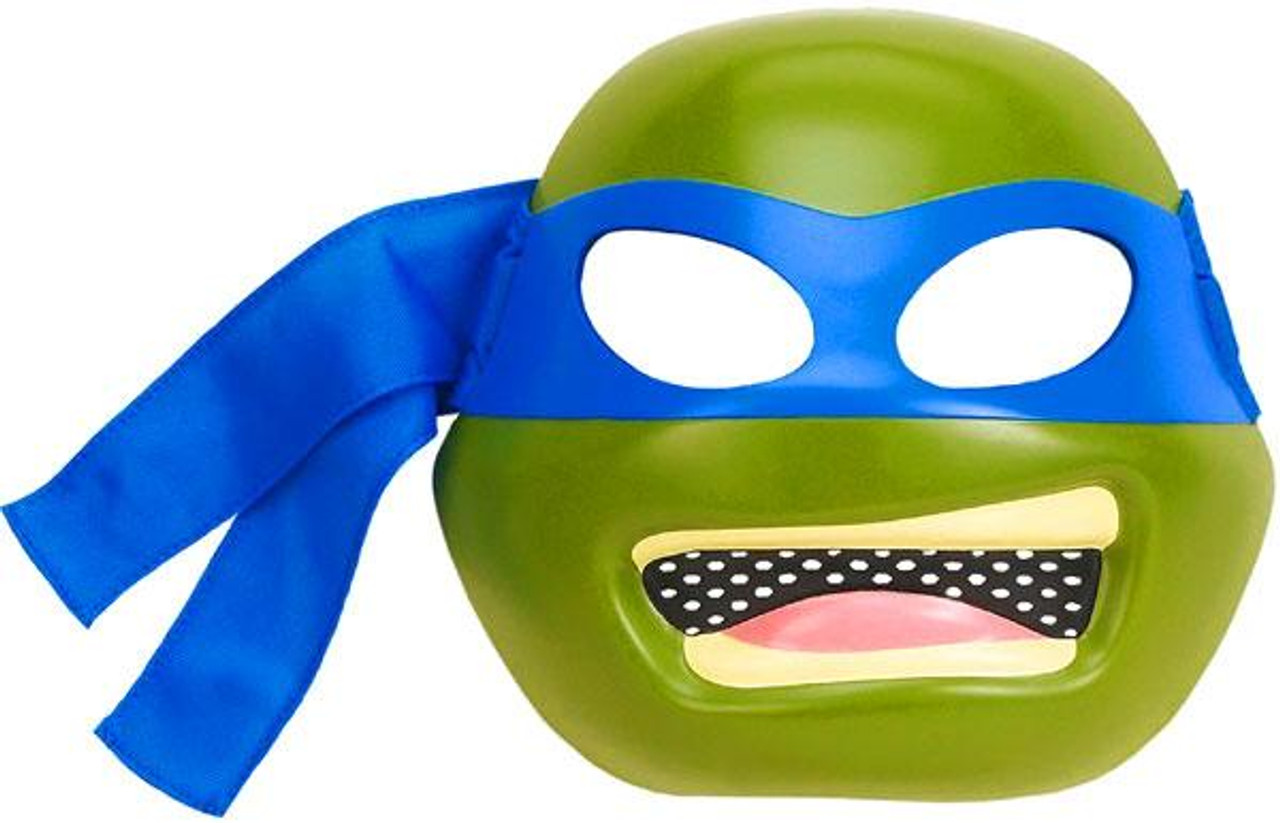 Teenage Mutant Ninja Turtles Nickelodeon Leonardo Mask