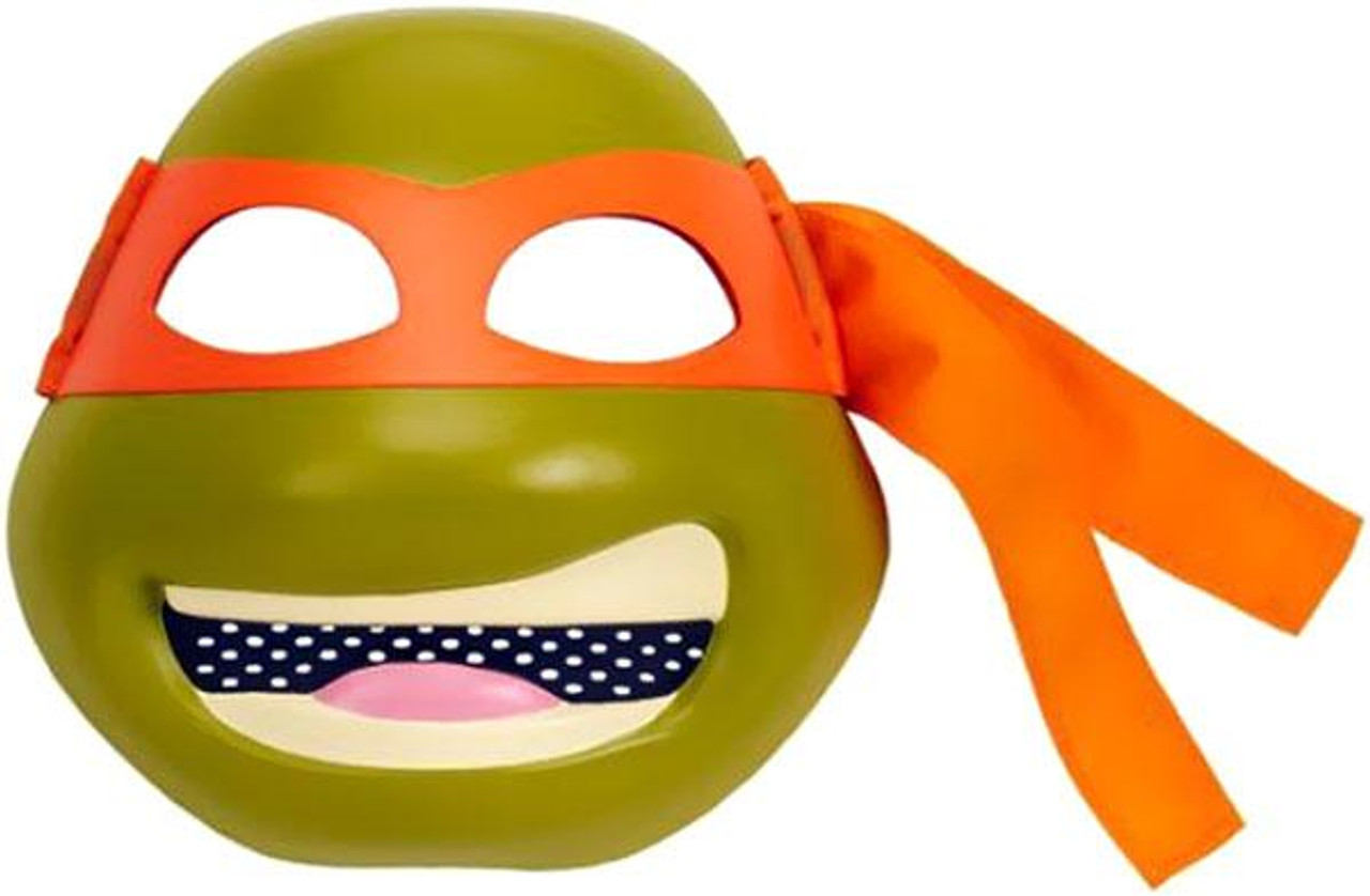 Teenage Mutant Ninja Turtles Nickelodeon Michelangelo Mask