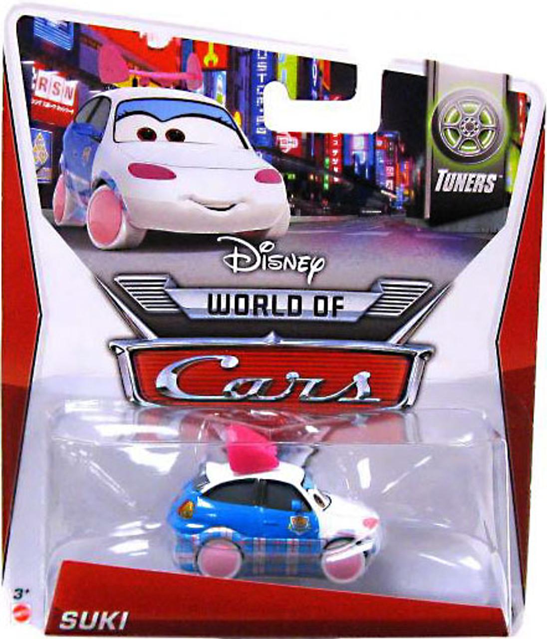 Disney Cars The World of Cars Series 2 Suki Diecast Car #2 of 8