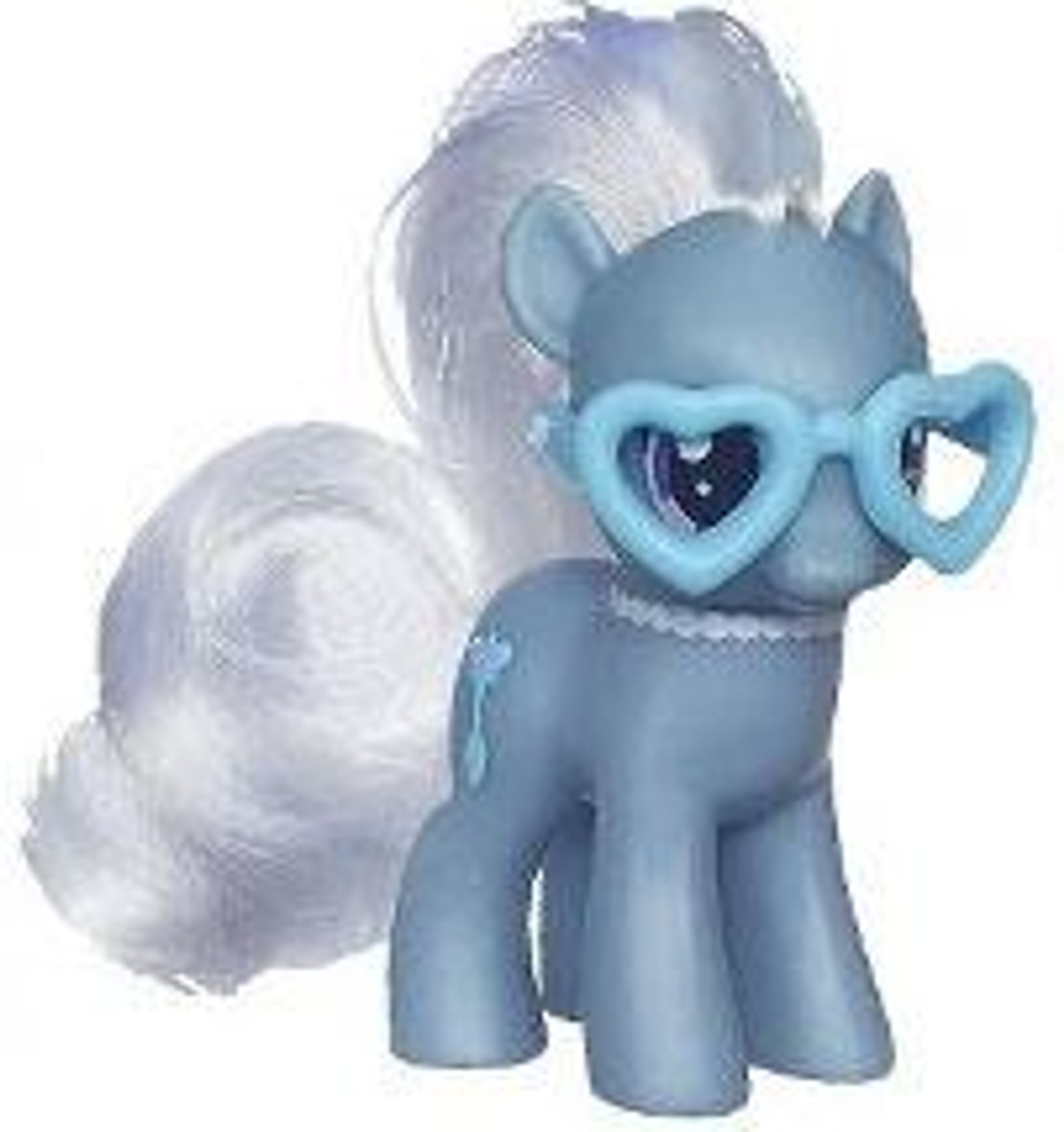 My Little Pony Silver Spoon Collectible Figure [Loose]