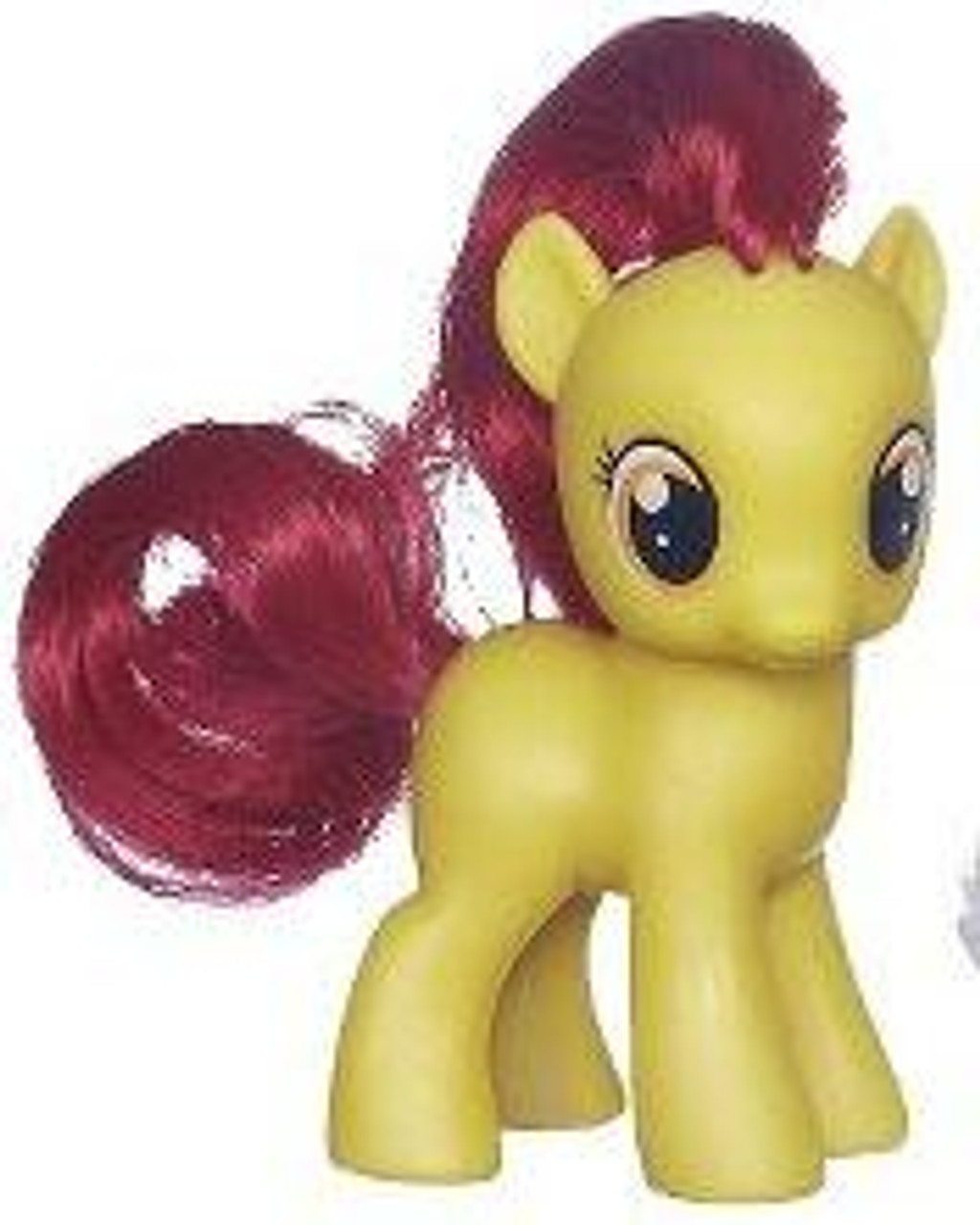 My Little Pony Apple Bloom Collectible Figure [Loose]