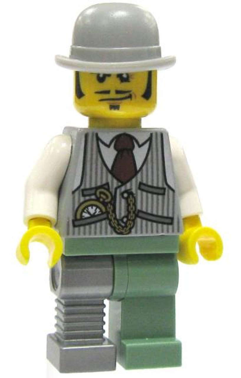 LEGO Monster Fighters Loose Doctor Rodney Rathbone Minifigure [Loose]