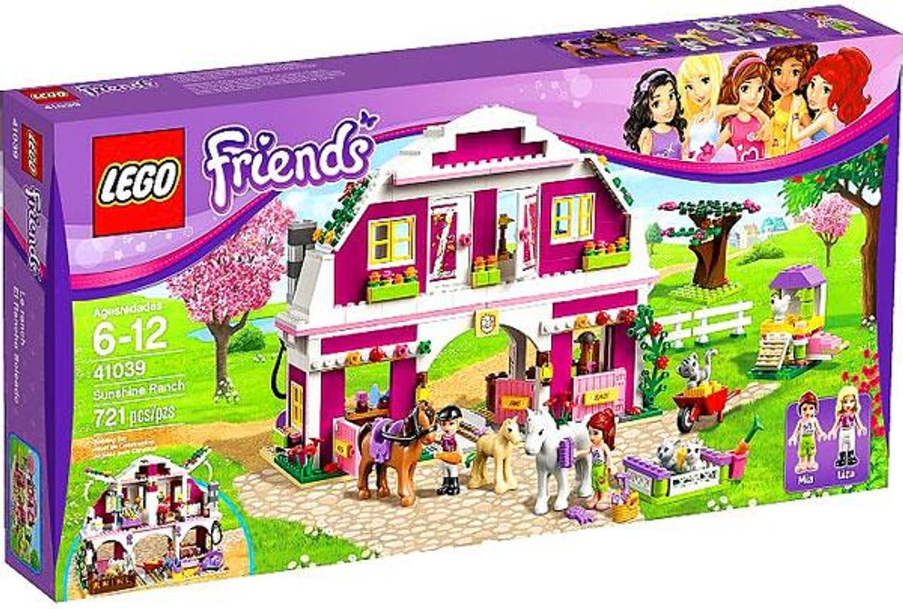 LEGO Friends Sunshine Ranch Set #41039