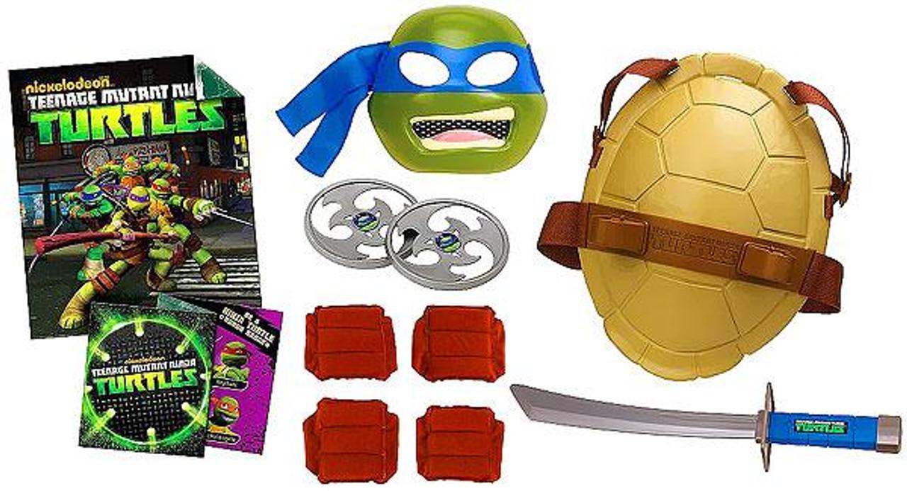 Teenage Mutant Ninja Turtles Nickelodeon Leonardo Costume Set