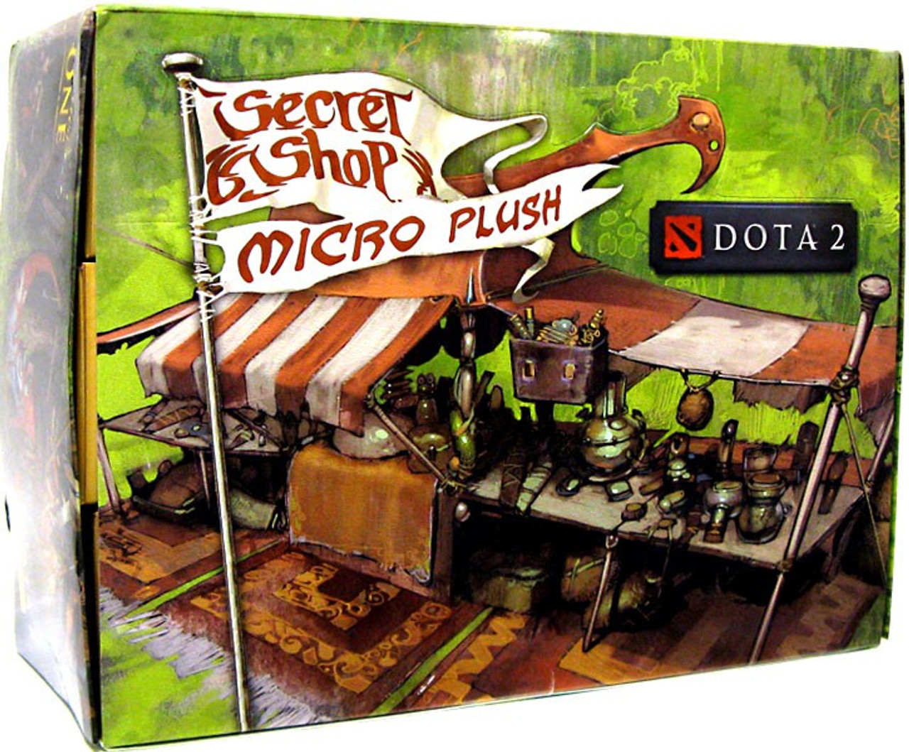 Dota 2 Micro Plush Series 1 Mystery Box