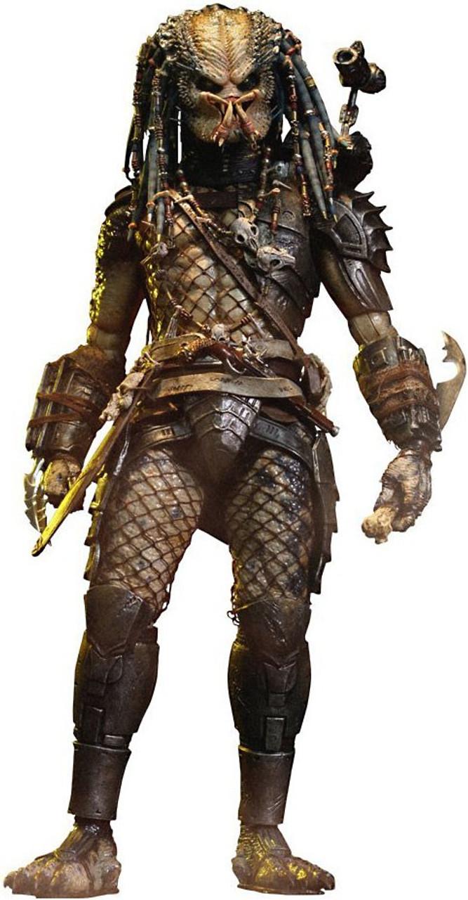 Predator 2 Movie Masterpiece Elder Predator 1/6 Collectible Figure [2014 Version]