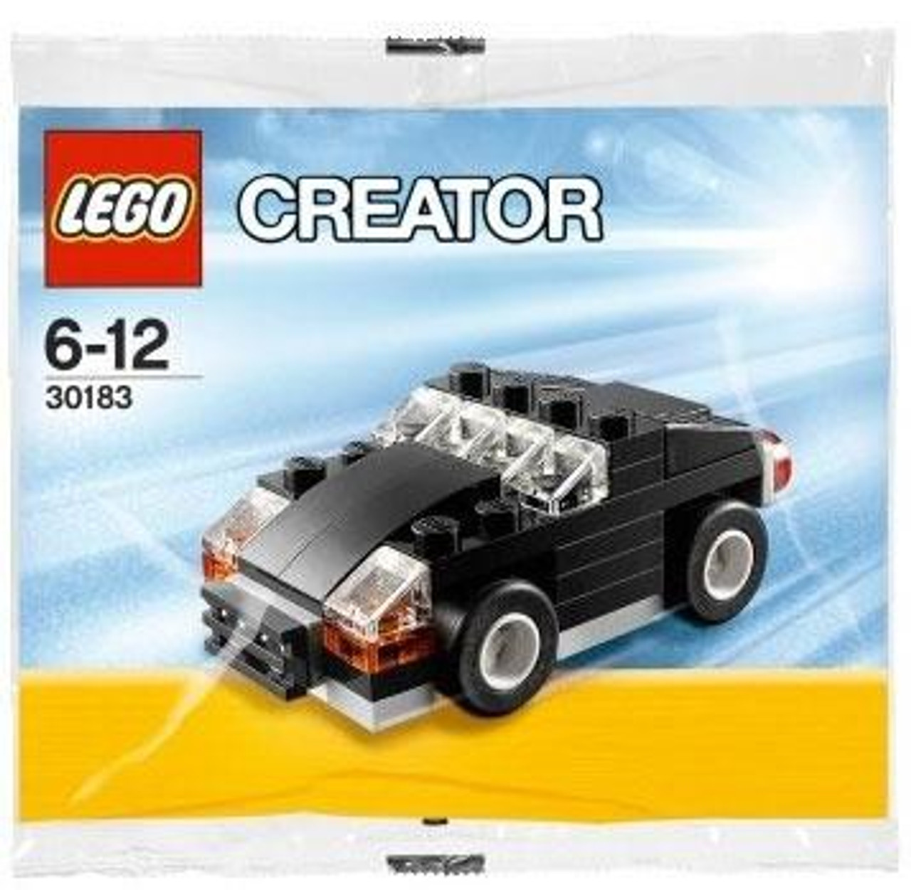 LEGO Creator Little Car Mini Set #30183 [Bagged]