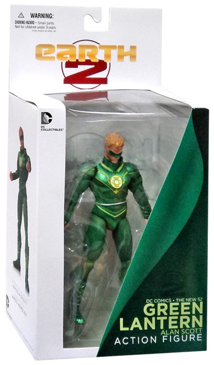 DC The New 52 Earth 2 Green Lantern Action Figure