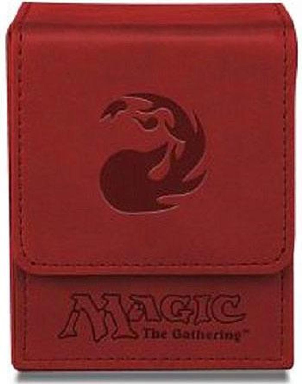Ultra Pro MtG Premium Flip Red Mana Symbol Deck Box
