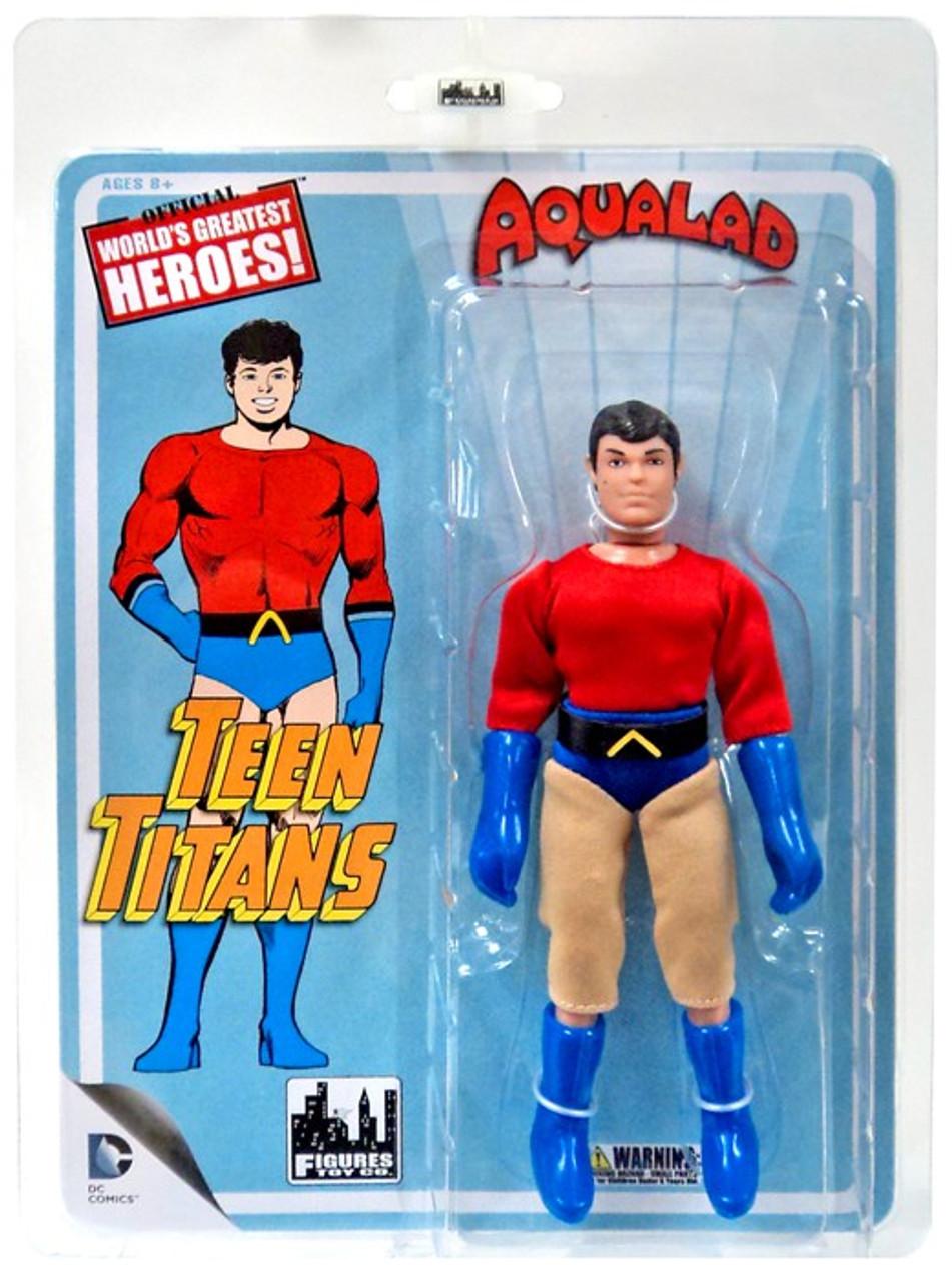 Teen Titans Retro Series 1 Aqualad Action Figure