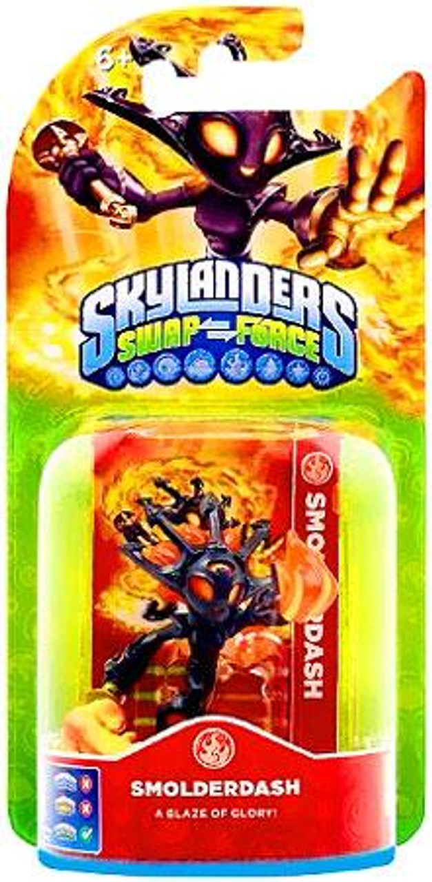 Skylanders Swap Force Smolderdash Figure Pack