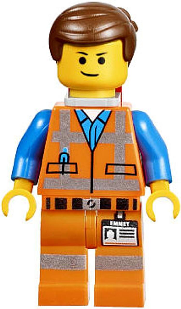 The LEGO Movie Loose Emmet Minifigure [Smirking]
