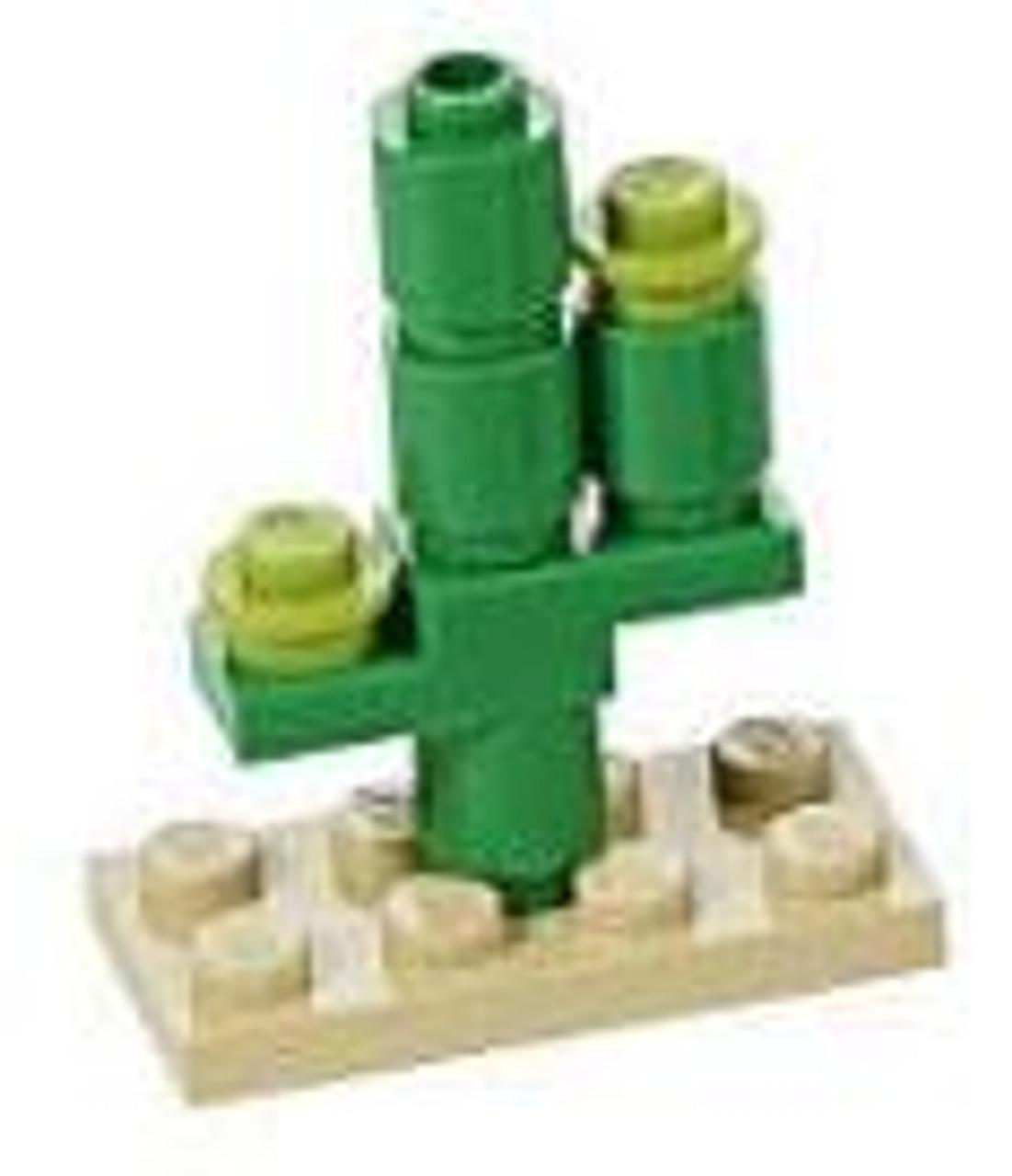 LEGO Castle Terrain Sets Cactus [Loose]