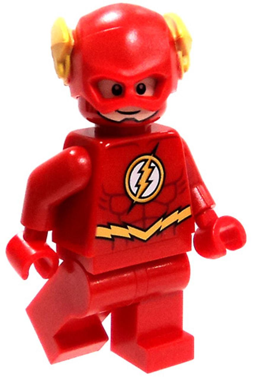 LEGO DC Universe Super Heroes Loose The Flash Minifigure [Loose]