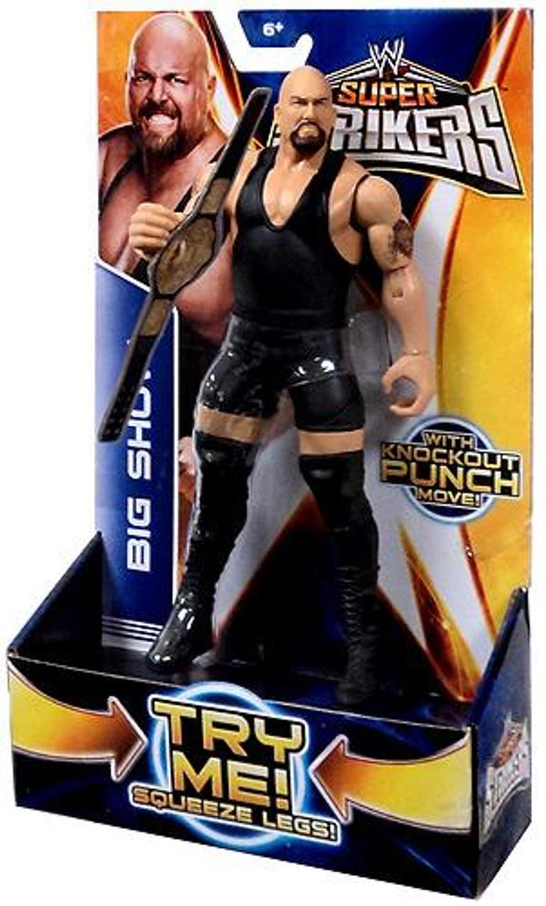WWE Wrestling Super Strikers Big Show Action Figure