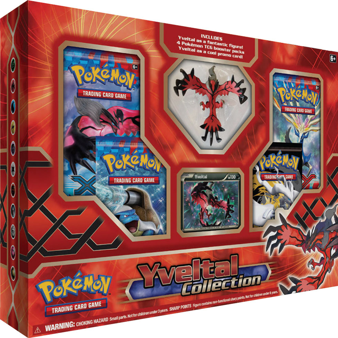 Pokemon X & Y Yveltal Collection