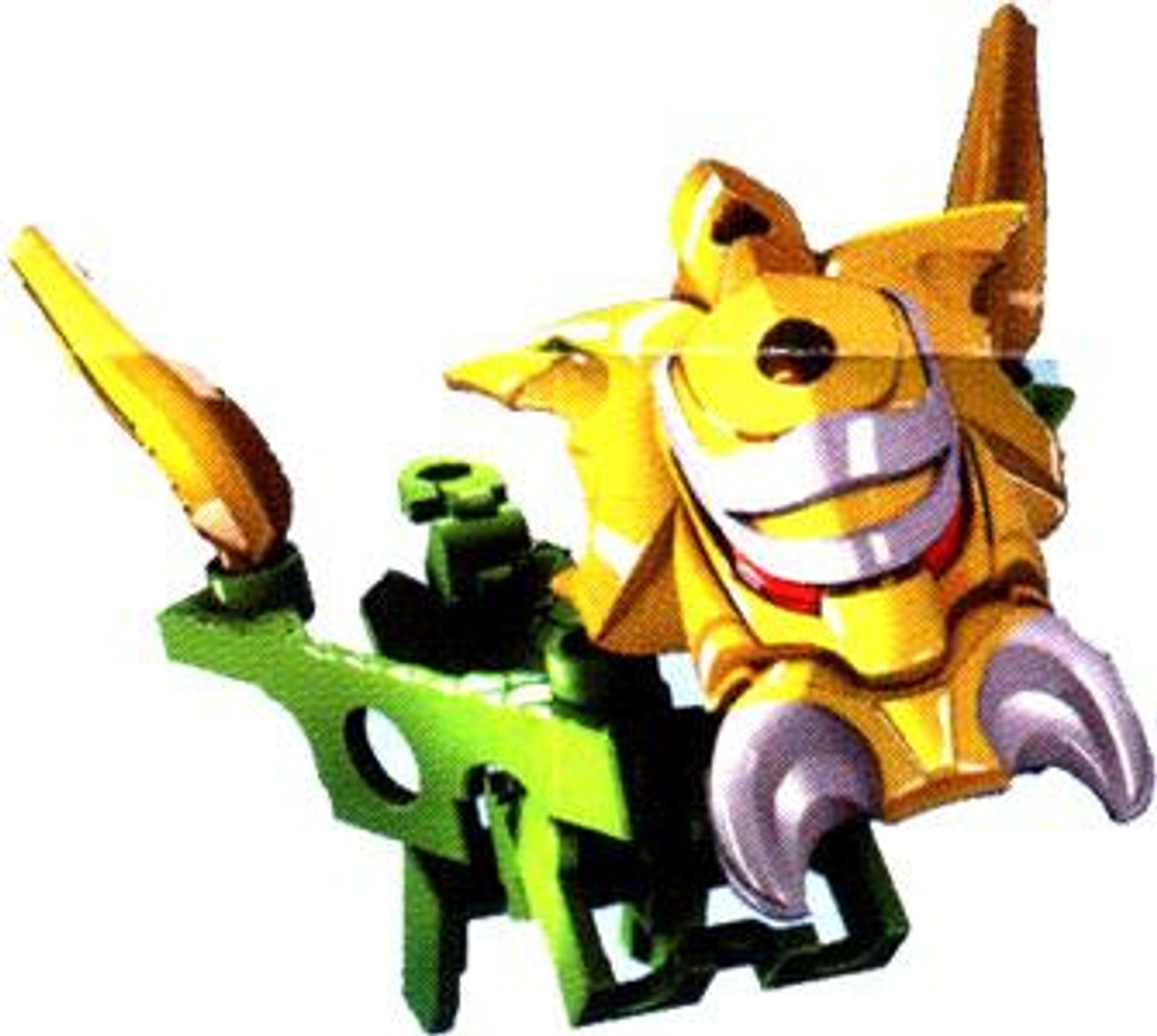 Tenkai Knights Loose Tenkai Aerax Minifigure [Loose]