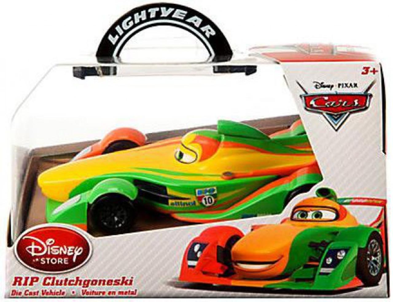 Disney Cars 1:43 Lightyear Rip Clutchgoneski Exclusive Diecast Car