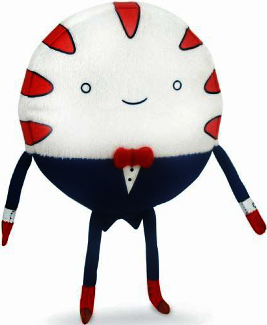 Adventure Time Peppermint Butler 7-Inch Plush