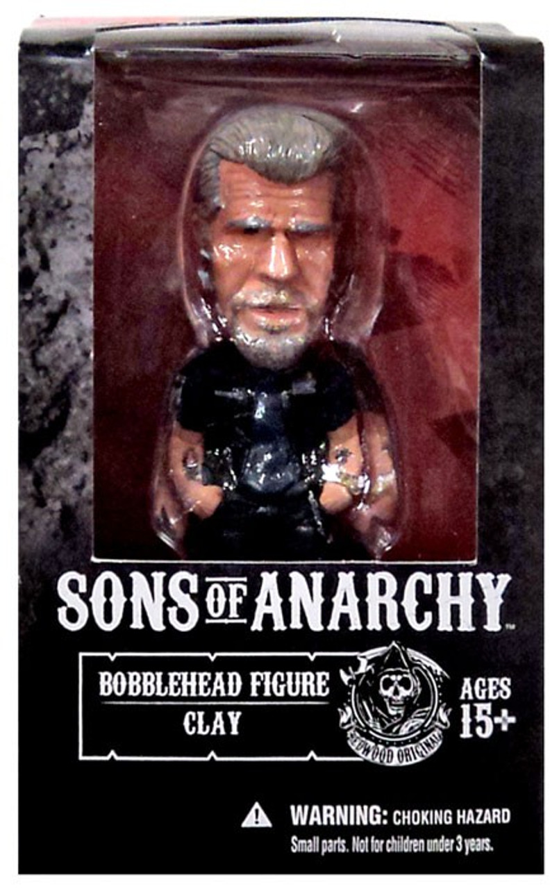 Sons of Anarchy Clay Morrow Bobble Head