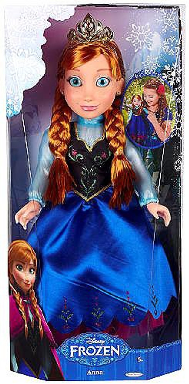 Disney Frozen Anna 18-Inch Doll