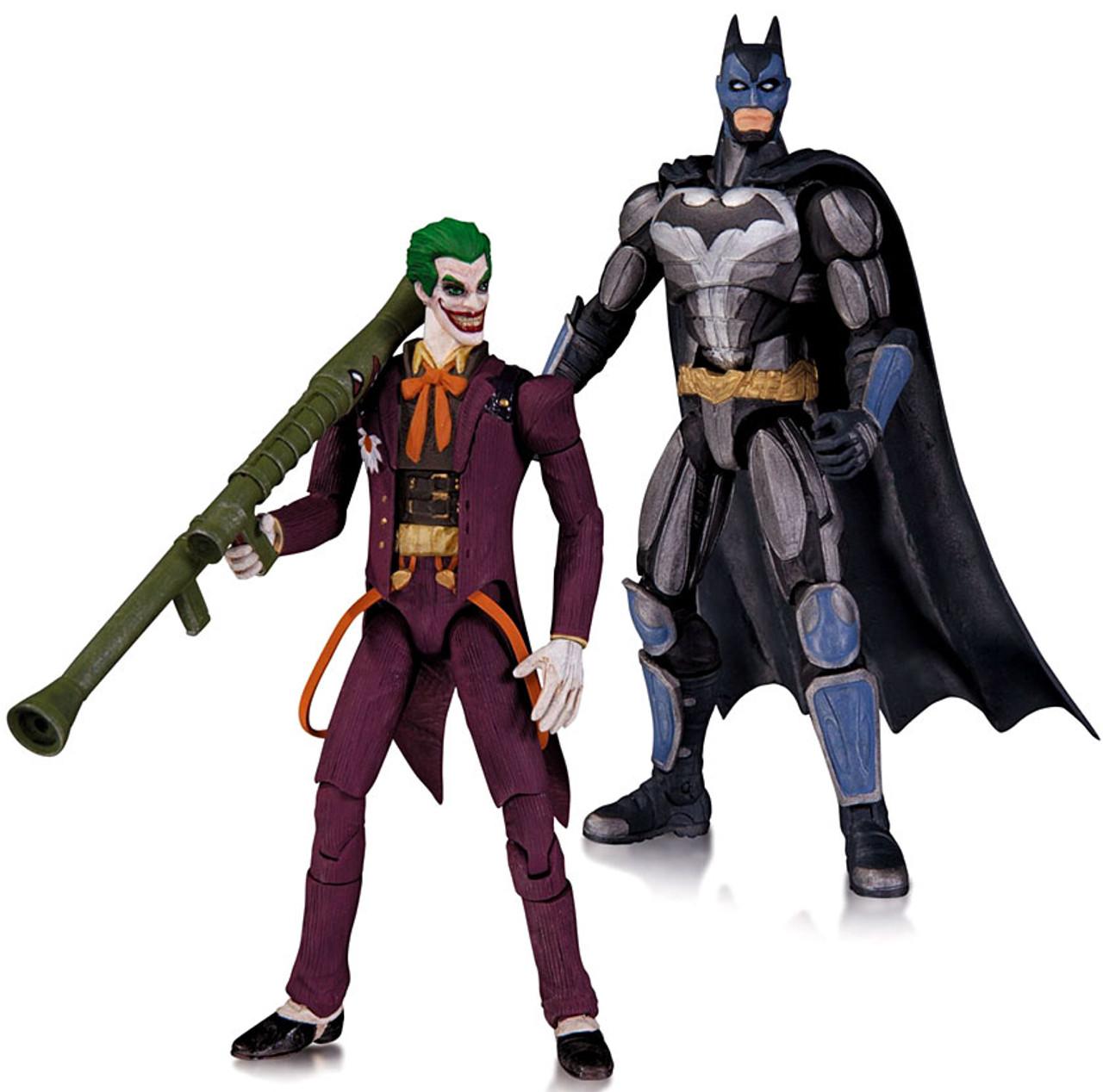 Injustice: Gods Among Us Batman & The Joker Action Figure 2-Pack