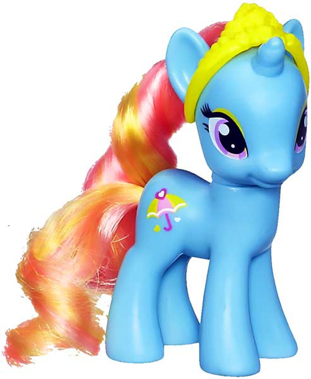 My Little Pony Dewdrop Dazzle Collectible Figure [Loose]