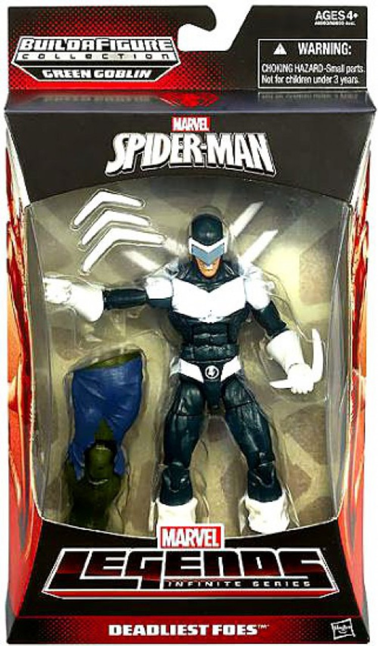 The Amazing Spider-Man 2 Marvel Legends Green Goblin Series Boomerang Action Figure [Deadliest Foes]