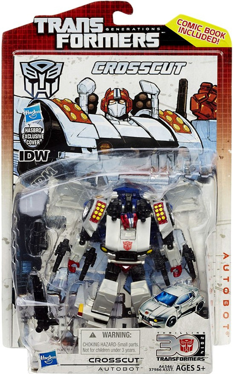 Transformers Generations Crosscut Deluxe Action Figure