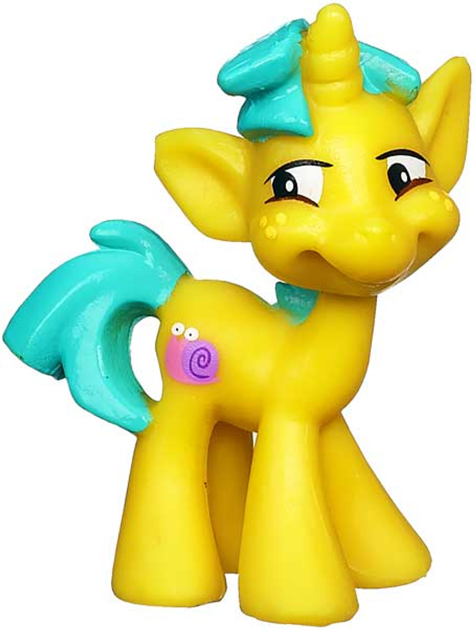 My Little Pony Friendship is Magic 2 Inch Snailsquirm PVC Figure